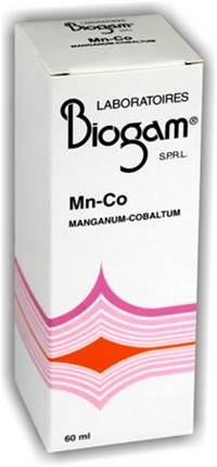 BIOGAM MN-CO          FL 60ML