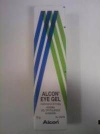 ALCON EYE GEL 10G