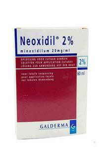 NEOXIDIL SOL TOPIQUE 60 ML