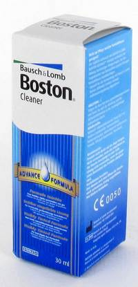 BAUSCH LOMB BOSTON HARD CLEANER 30ML