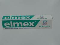 ELMEX SENSITIVE DENTIFRICE     TUBE 75ML