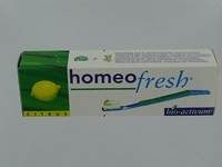 HOMEOFRESH DENTIF BIO CITRON   75ML UNDA