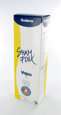 SHAMPOUX LOT A/PARASIT VAPO 100ML