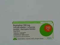 BUPROPHAR 200 MG DRAG 30 X 200 MG