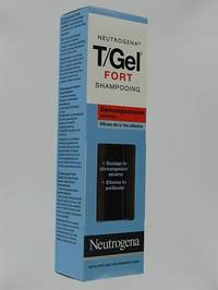 NEUTROGENA T GEL FORT SH A/PELLICULAIRE      250ML