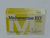 MEBEVERINE EG 135 MG COMP PELL 120 X 135 MG