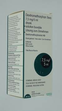 DEXTROMETHORPHAN TEVA SOL PER OS 180 ML