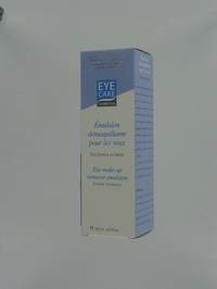 EYE CARE EMULSION DEMAQ YEUX SENSIBLES   125ML 101