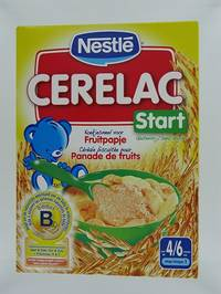 CERELAC START NOURRISSON-BB  4M 300G