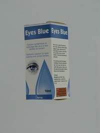 EYES BLUE FL 10 ML