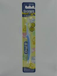 ORAL B TANDENB STAGES 1 4-24MAAND