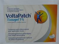 VOLTAPATCH TISSUGEL 10