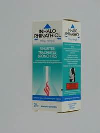 INHALO RHINATHIOL FLES  20ML