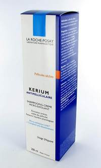 LRP KERIUM SHAMPOO CREME ANTIPELLICULAIRE PS 200ML