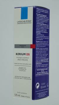 LRP KERIUM DS SHAMPOO  ANTIPELL INTENSIF     125ML
