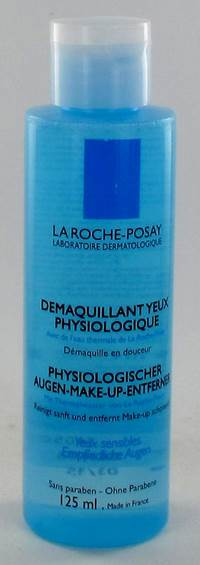 LRP TOIL PHYSIO DEMAQUILLANT YEUX 125ML