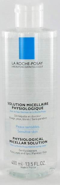 LRP TOIL PHYSIO SOLUTION MICELLAIRE 400ML