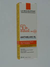 LRP ANTHELIOS FLUIDE EXT VIS. IP50+ 50ML