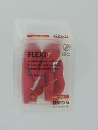 FLEXI RED BROSSETTE SUPER FINE INTERDENTAIRE     6