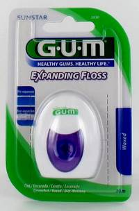 GUM FIL DENTAIRE EXPANDING FLOSS 30M          2030