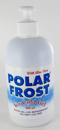 POLAR FROST GEL 500ML + POMPE