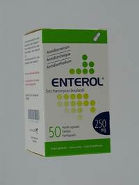 ENTEROL 250 MG CAPS HARDE DUR  50 X 250 MG