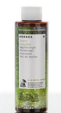 KORRES KB GEL DOUCHE GOYAVE                  250ML