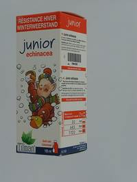 JUNIOR 0-10 ECHINACEA SIROP ENFANT  150ML