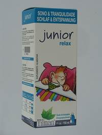 JUNIOR 0-10 RELAX SIROP ENFANT      150ML
