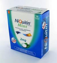 NIQUITIN MINT 2,0MG COMP A SUCER 72