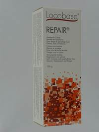 LOCOBASE REPAIR CREME     TUBE 100G