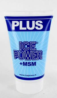 ICE POWER PLUS GEL       TUBE 100ML