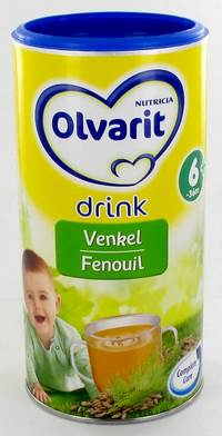 OLVARIT DRINK FENOUIL         THE GRANULES 200G