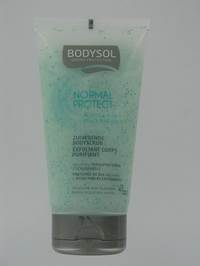 BODYSOL EXFOLIANT CORPS PURIF. NF 150ML