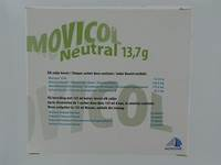 MOVICOL NEUTRAL SACHETS 20 X 13,7 G