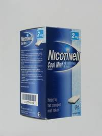 NICOTINELL COOL MINT 2 MG GOMMES A MACHER 96