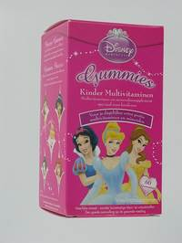 DISNEY MULTIVITAMINES ENF PRINCESS         GUM. 60