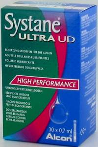 SYSTANE ULTRA GUTT OCULAIRE HYDRA STER 30X0,7ML UD