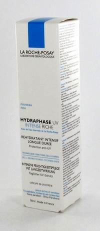 LRP HYDRAPHASE INTENSE UV RICHE CREME NF 50ML