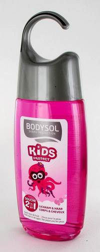BODYSOL KIDS DOUCHE 2EN1 PASTEQUE   250ML