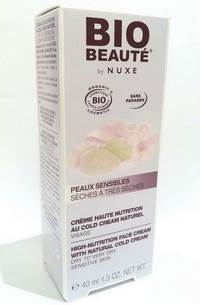 BIO BEAUTE COLD CREAM CR HAUTE NUTRIT.VIS.TBE 40ML