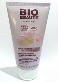 BIO BEAUTE COLD CREAM LAIT HTE NUTR.CORPS TBE150ML