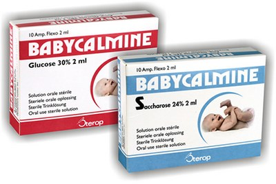 BABYCALMINE SOL BUVABLE 30% AMP 10X2ML