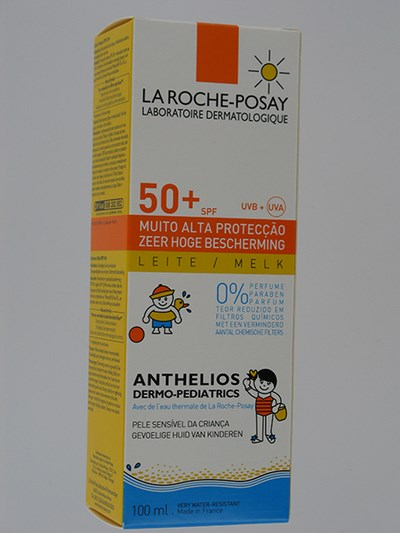 LRP ANTHELIOS DP LAIT 50+ 100ML