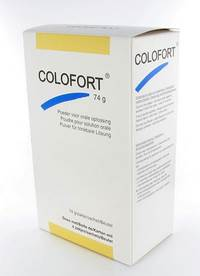 COLOFORT PULV SOL OR SACH  4 X 74 G